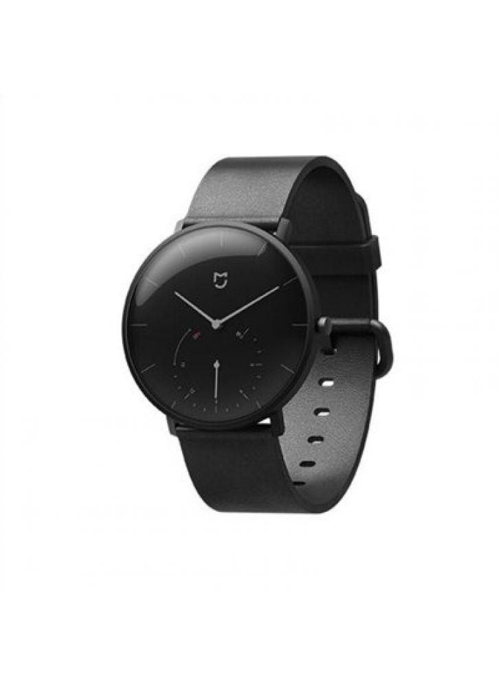 Умные часы Xiaomi Mijia, черный умные часы mijia quartz watch white