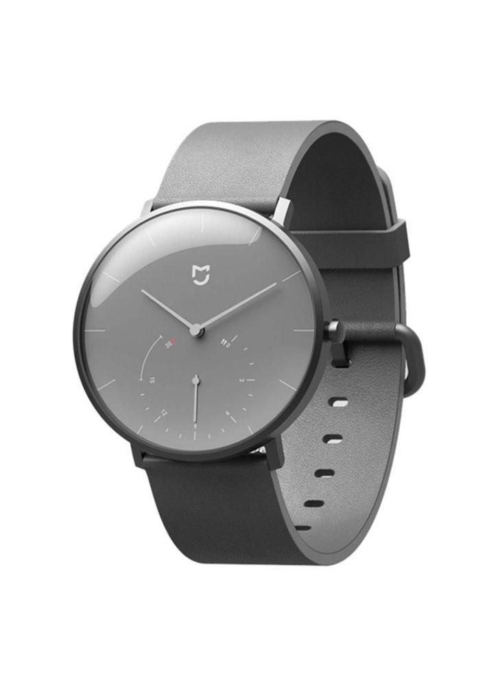 Умные часы Xiaomi Mijia, серый умные часы mijia quartz watch white