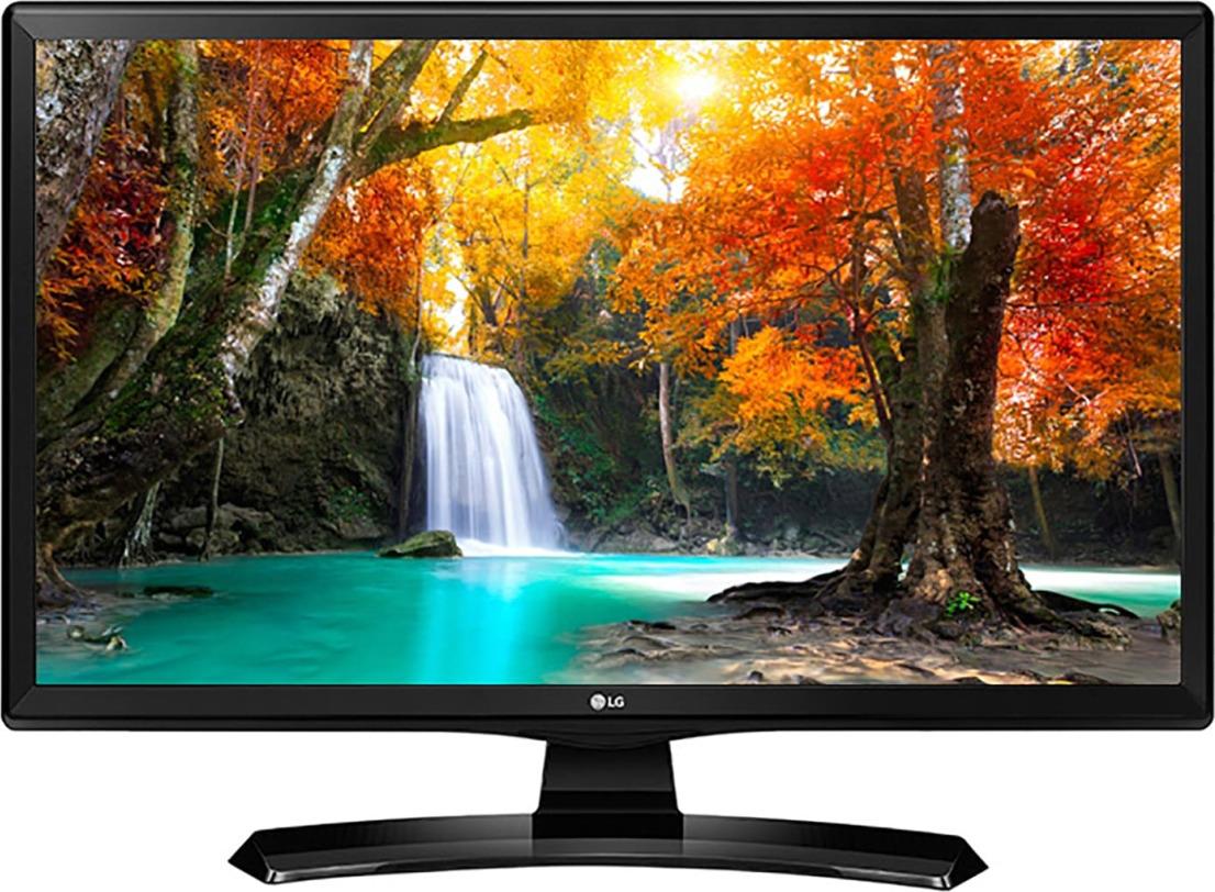 Телевизор LG 24TK410V-PZ 23,6, черный