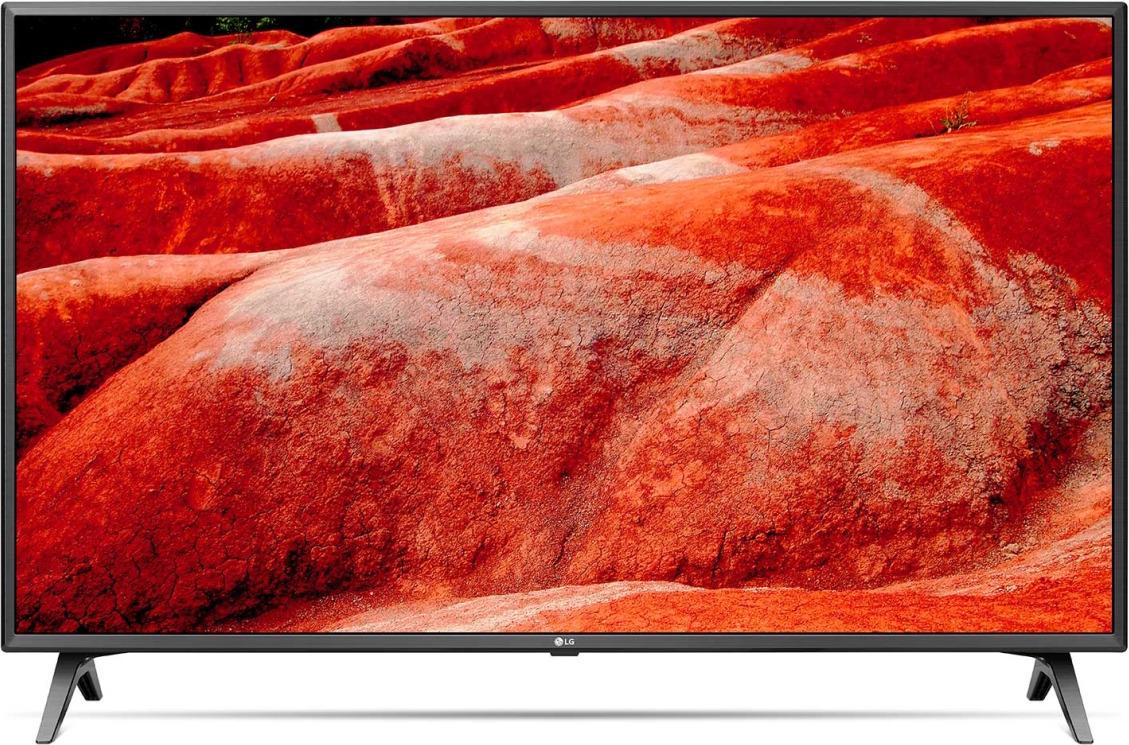 Телевизор LG 50UM7500PLA, черный телевизор 4к что это