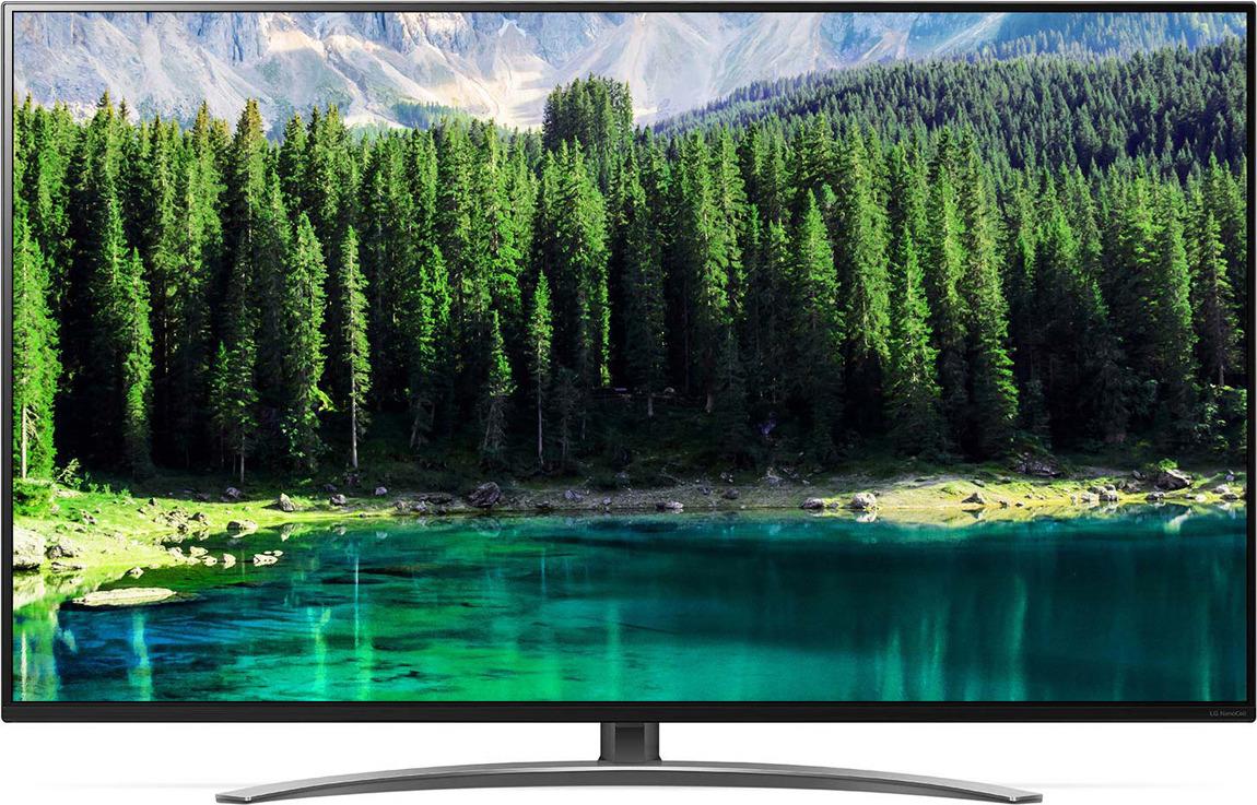 Телевизор LG 55SM8600PLA 55, черный