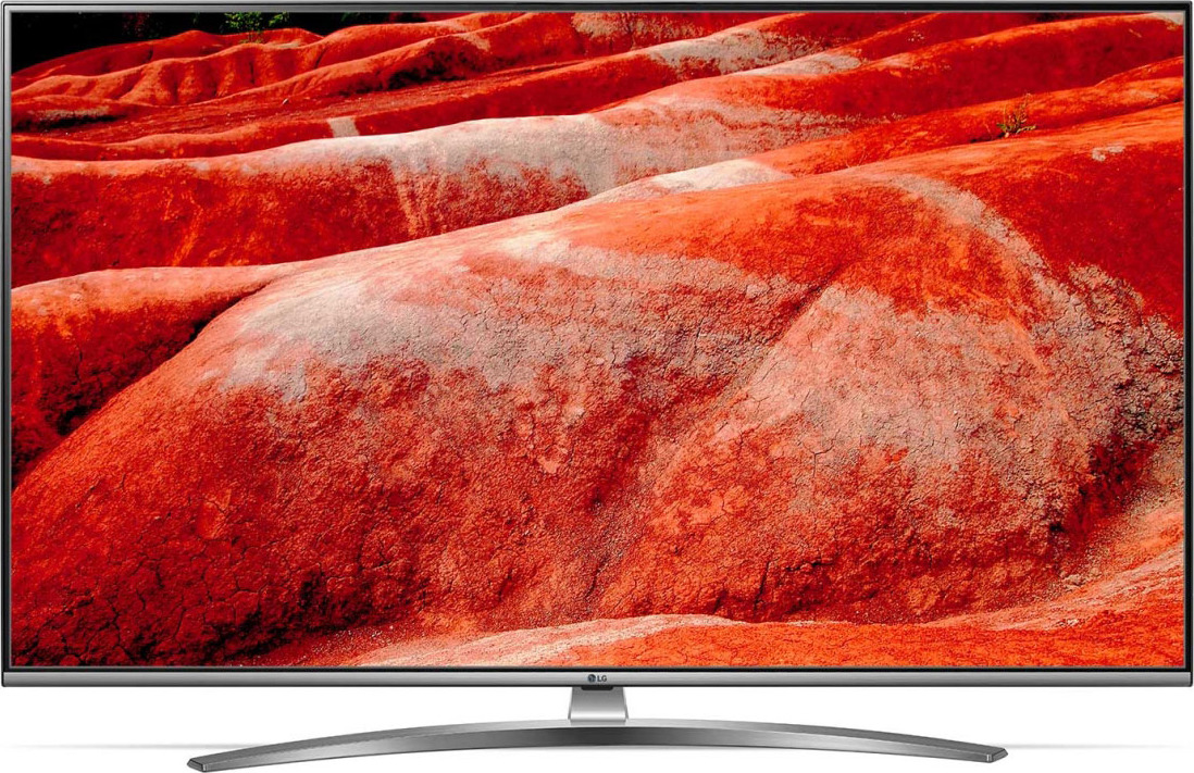 Телевизор LG 55UM7610PLB, черный телевизор 4к что это
