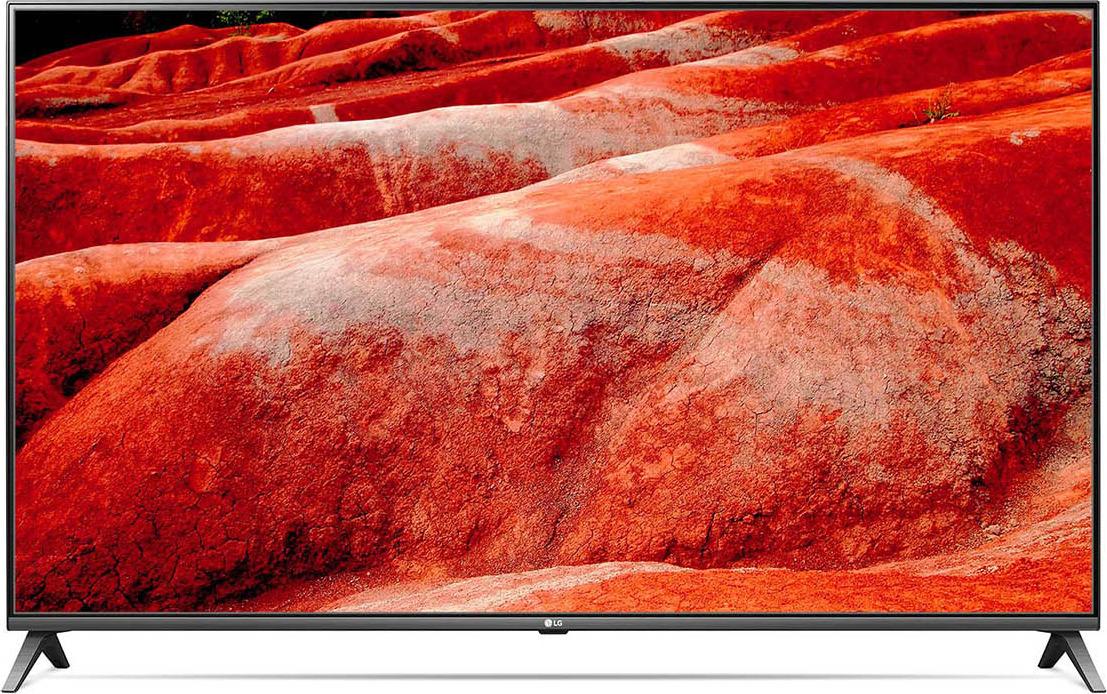 Телевизор LG 65UM7510PLA, черный телевизор 4к что это