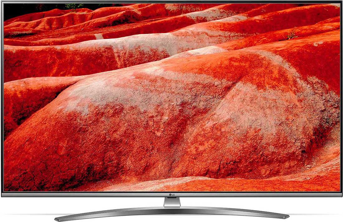 Телевизор LG 65UM7610PLB, черный телевизор 4к что это
