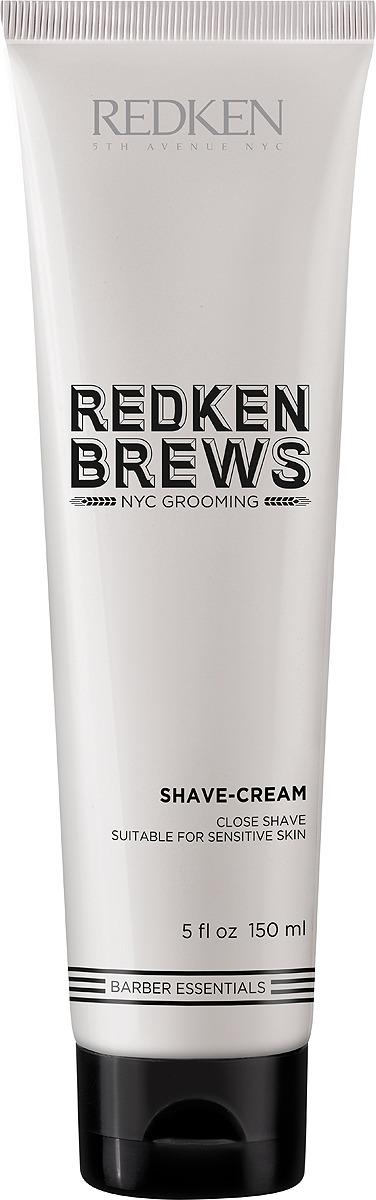 Крем для бритья мужской Redken Brews, 150 мл крем для бритья brews shave cream 150 мл