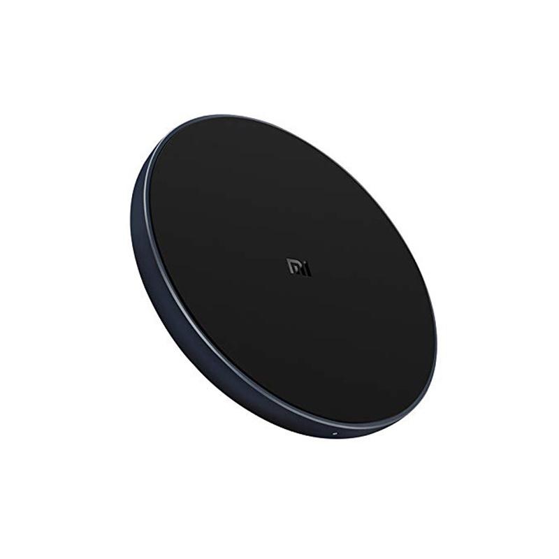 цена на Беспроводное зарядное устройство Xiaomi Wireless Charger Fast, черный