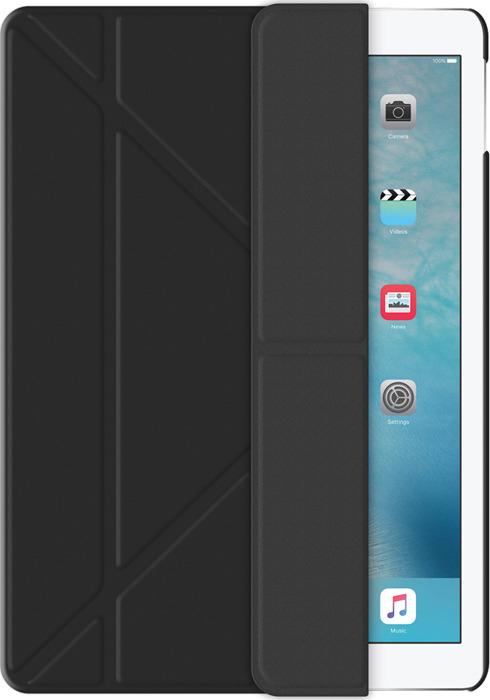 Чехол для планшета Deppa Wallet Onzo для Apple iPad Pro, черный