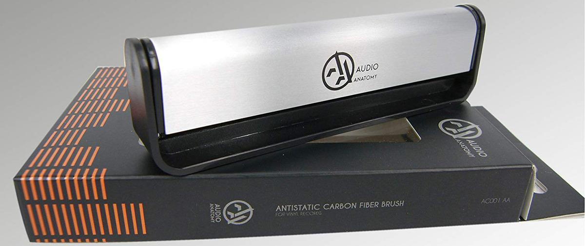 Щетка антистатическая Audio Anatomy Classic для очистки LP