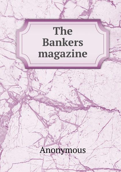 M. labbé Trochon The Bankers magazine