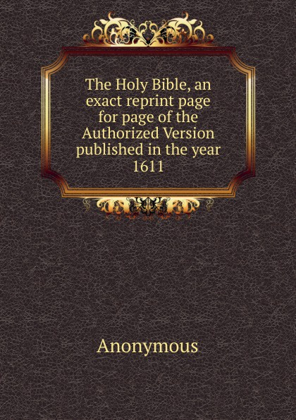 M. l'abbé Trochon The Holy Bible, an exact reprint page for page of the Authorized Version published in the year 1611 barr amelia e all the days of my life an autobiography page 5 page 10 page 8