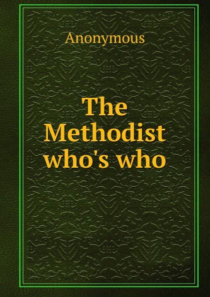 M. labbé Trochon The Methodist  who