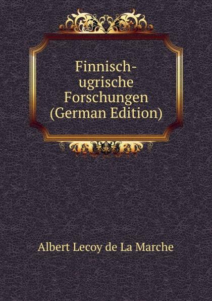 M. l'abbé Trochon Finnisch-ugrische Forschungen (German Edition) józsef budenz ugrische sprachstudien 2 lief german edition