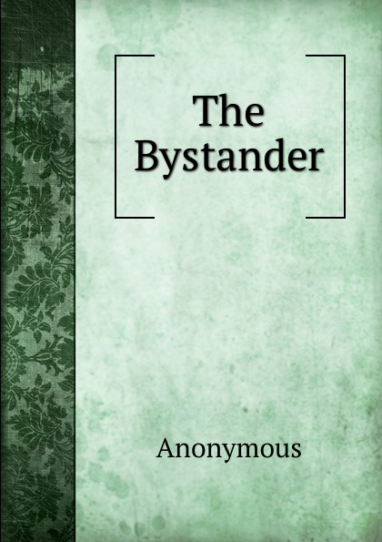 M. labbé Trochon The Bystander