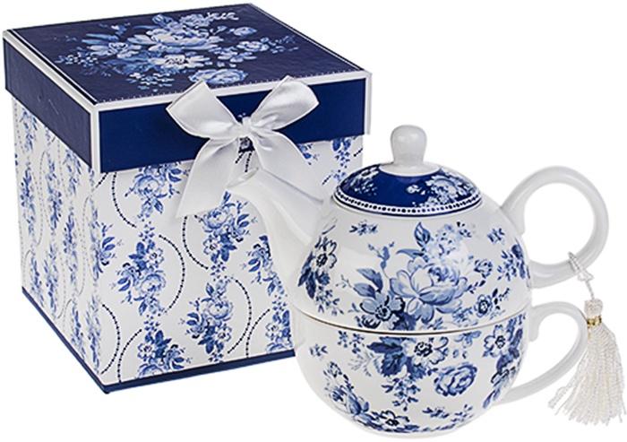 "Набор чайный Red Cube ""Волшебные цветы"""