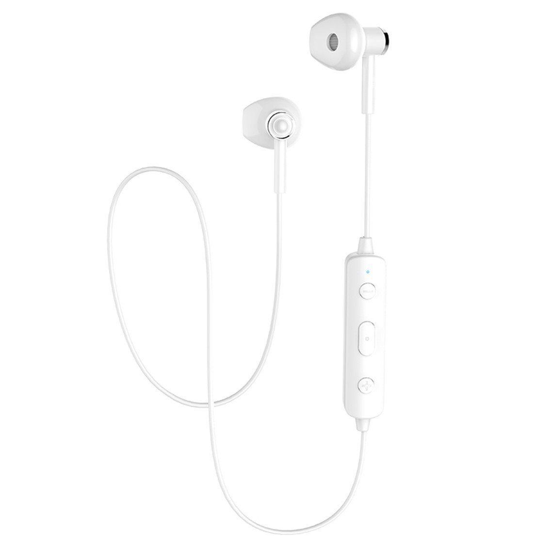 Bluetooth-гарнитура Hoco ES21, белый