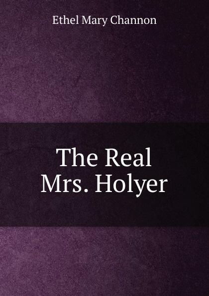 Фото - Ethel Mary Channon The Real Mrs. Holyer plaid ethel star