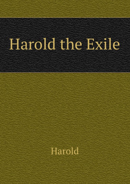 Harold the Exile