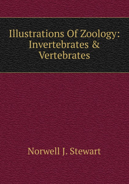 Norwell J. Stewart Illustrations Of Zoology: Invertebrates . Vertebrates john h j stewart stewarts of appin