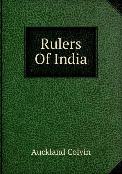 Auckland Colvin Rulers Of India недорго, оригинальная цена
