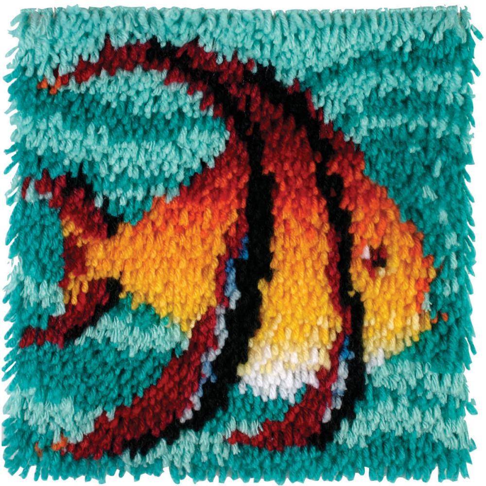 """Набор для вышивания Caron """"Рыбка"""" (30 х 30 см.)"""