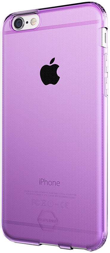 Чехол для сотового телефона Itskins Zero Gel для iPhone 6, фиолетовый аксессуар чехол накладка itskins для iphone 5c zero 3 пленка black 572610596
