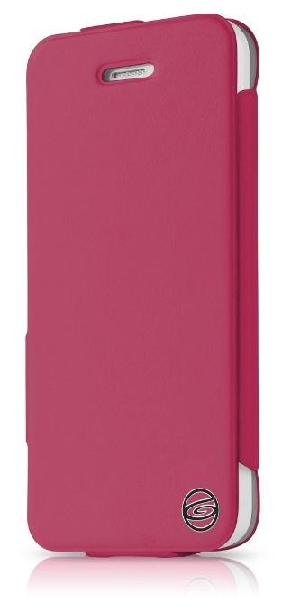 Чехол для сотового телефона Itskins Plume Artificial для iPhone 5c, розовый аксессуар чехол накладка itskins для iphone 5c zero 3 пленка black 572610596
