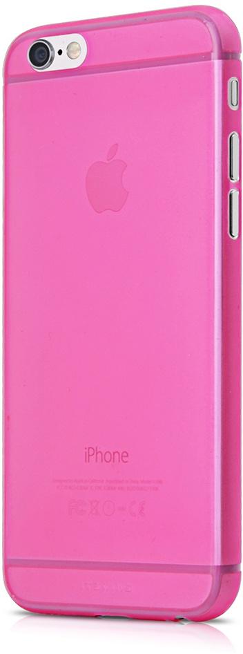 Чехол для сотового телефона Itskins Zero 360 для iPhone 6, розовый аксессуар чехол накладка itskins для iphone 5c zero 3 пленка black 572610596