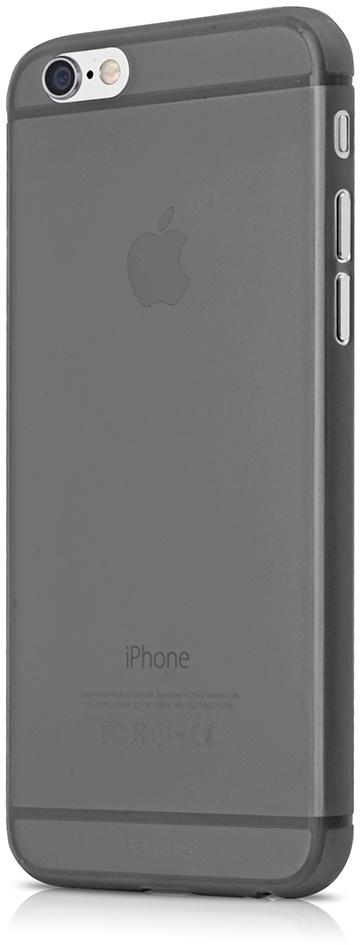 Чехол для сотового телефона Itskins Zero 360 APH6-ZR360-BLK1 для iPhone 6, черный аксессуар чехол накладка itskins для iphone 5c zero 3 пленка black 572610596