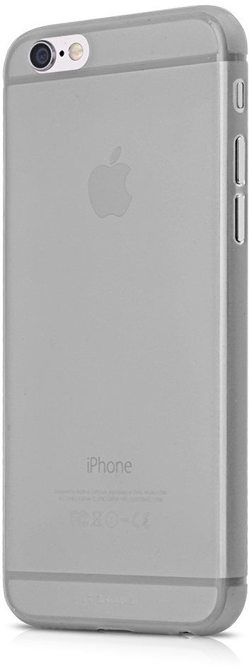 Чехол для сотового телефона Itskins Zero 360 APH6-ZR360-TRSP для iPhone 6, прозрачный аксессуар чехол накладка itskins для iphone 5c zero 3 пленка black 572610596
