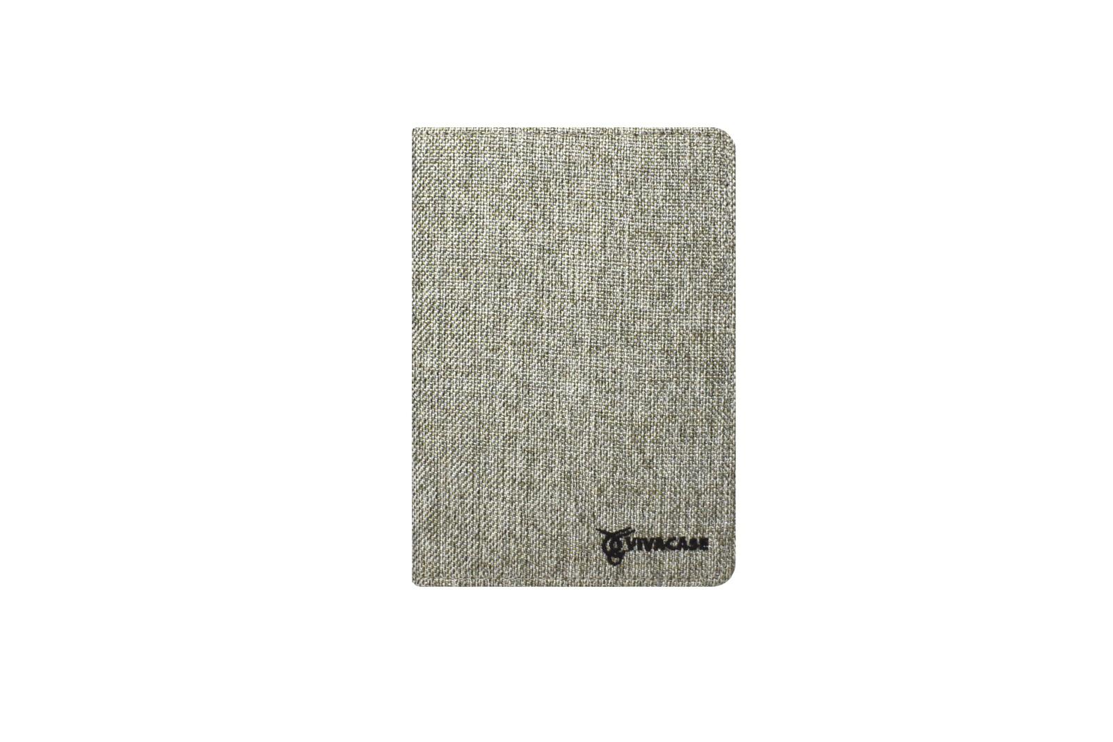 Чехол для электронной книги Vivacase VDG-6ZHAKKARDGR, серый