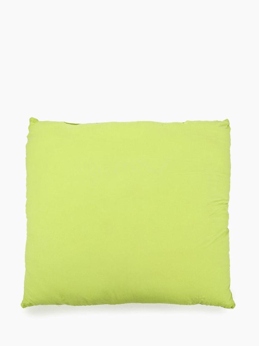 цена Подушка Cloudlet Crinkle line/Touch line, зеленый онлайн в 2017 году
