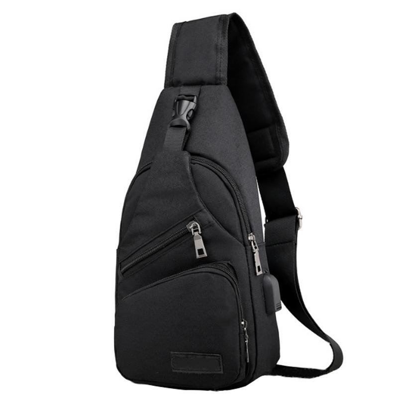Сумка плечевая TopSeller Рюкзак-слинг, черный сумка плечевая samsonite сумка плечевая paradiver light