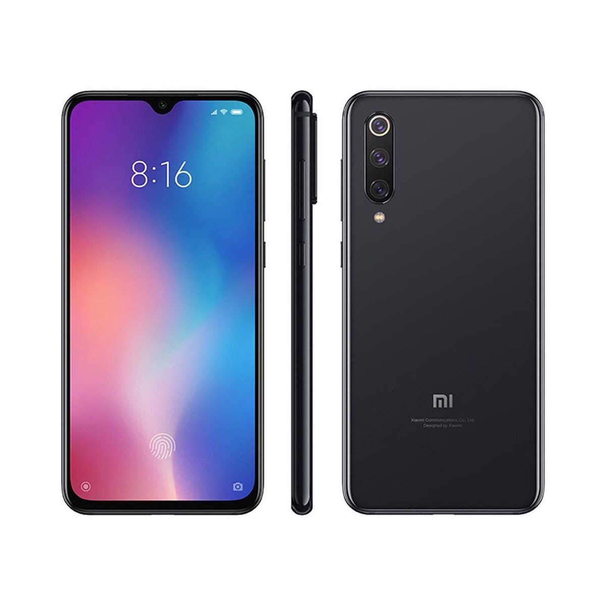 Смартфон Xiaomi Mi 9 SE, черный