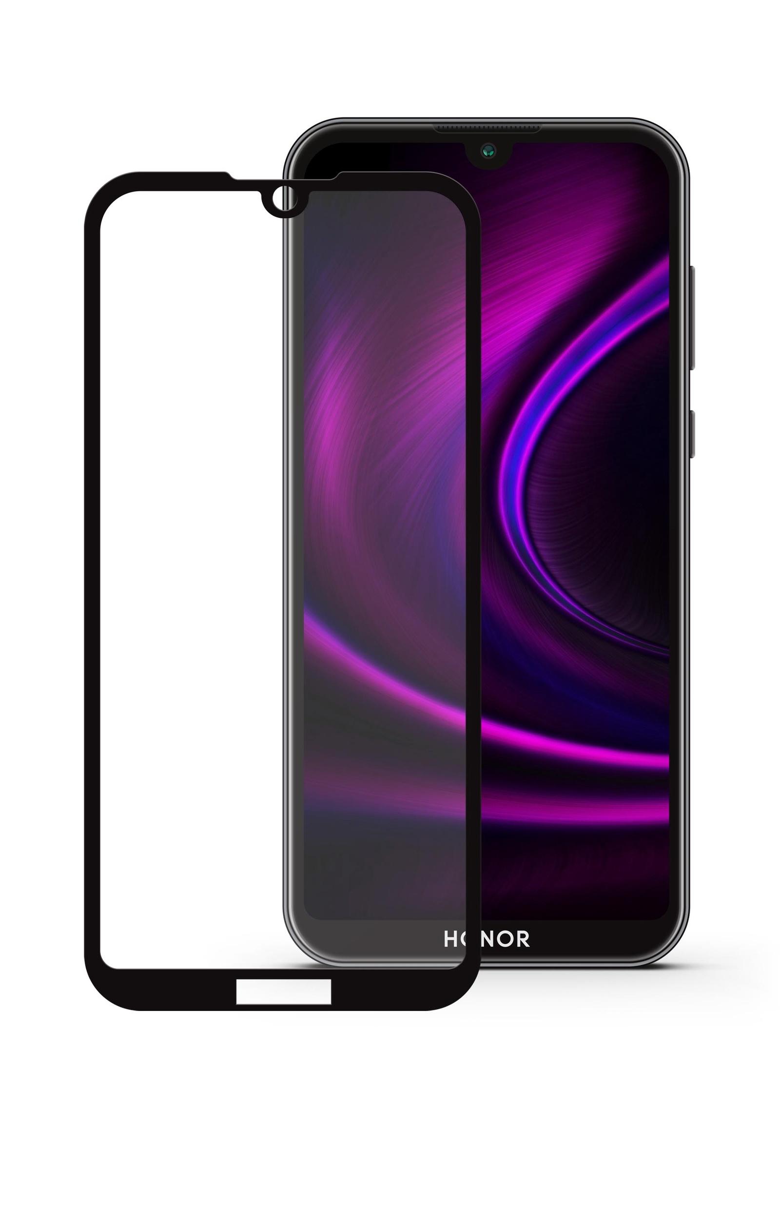 Защитное стекло Mobius Huawei Honor 8S, черный защитное стекло mobius huawei honor 8x max черный