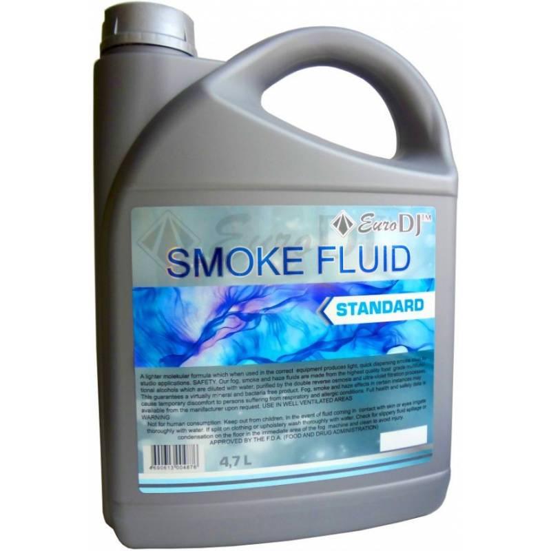 Жидкость для генератора дыма EURO DJ Smoke Fluid STANDARD