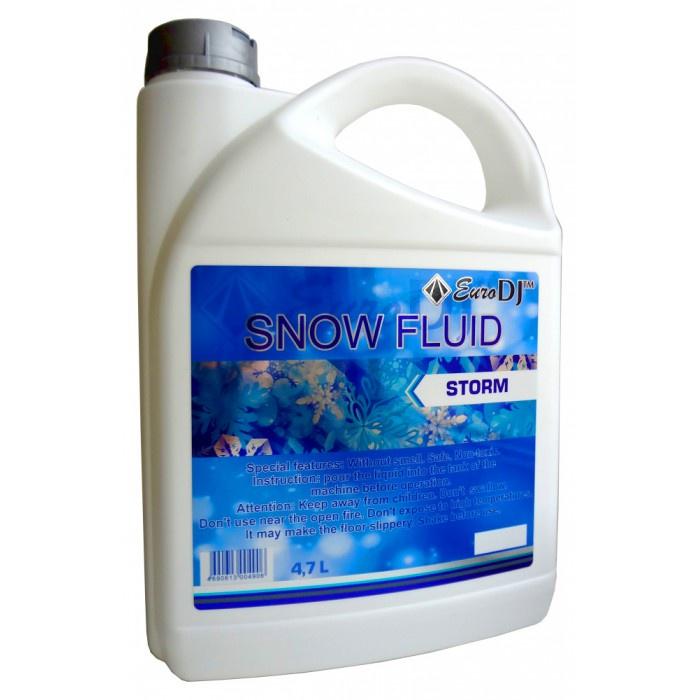 Жидкость для генератора снега EURO DJ Snow Fluid STORM