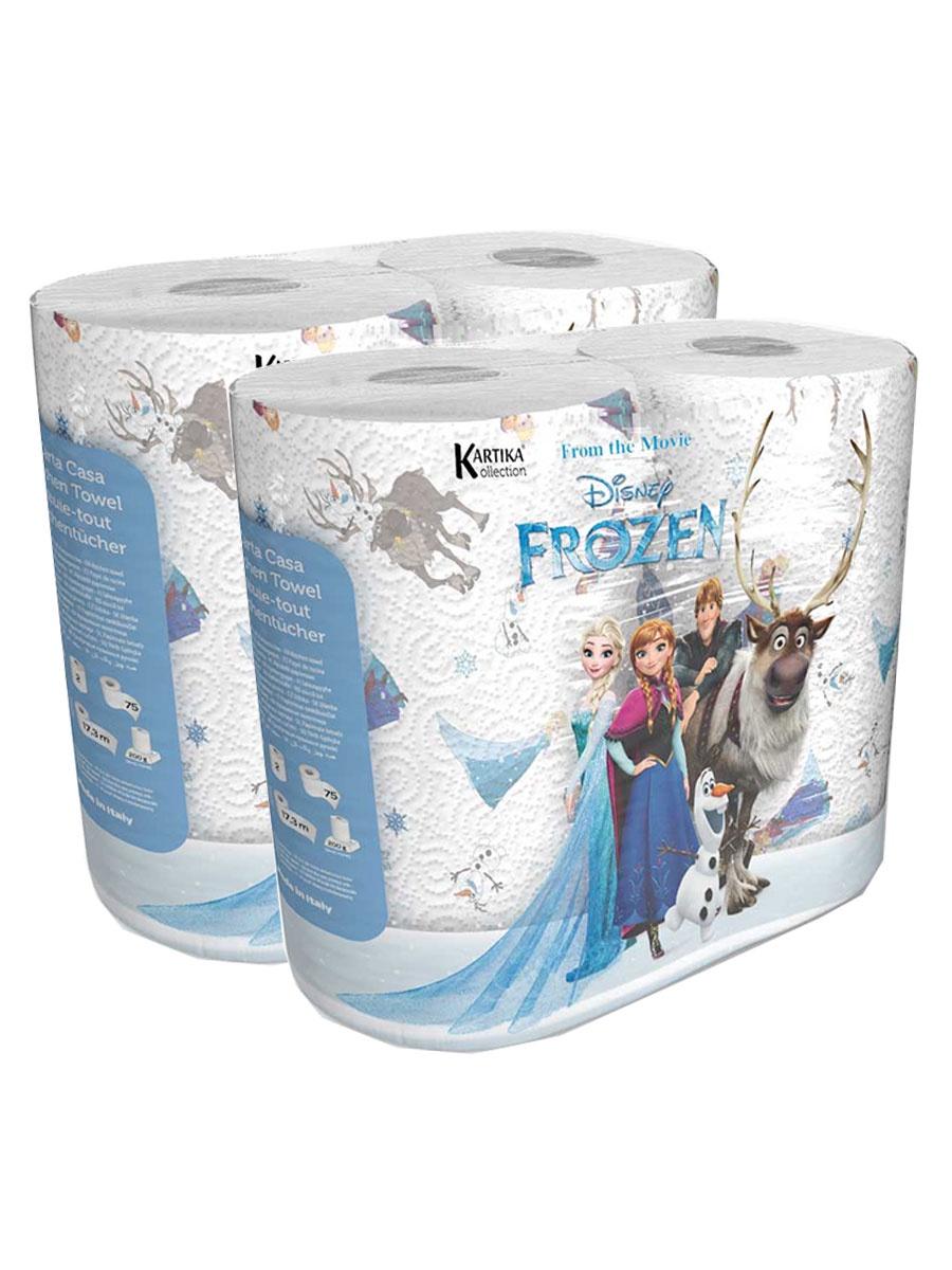 Бумажные полотенца World Cart FZKT1/набор