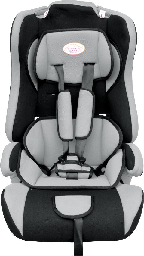 Автокресло Autoluxe SQ 308 (9-36кг) черно-серый