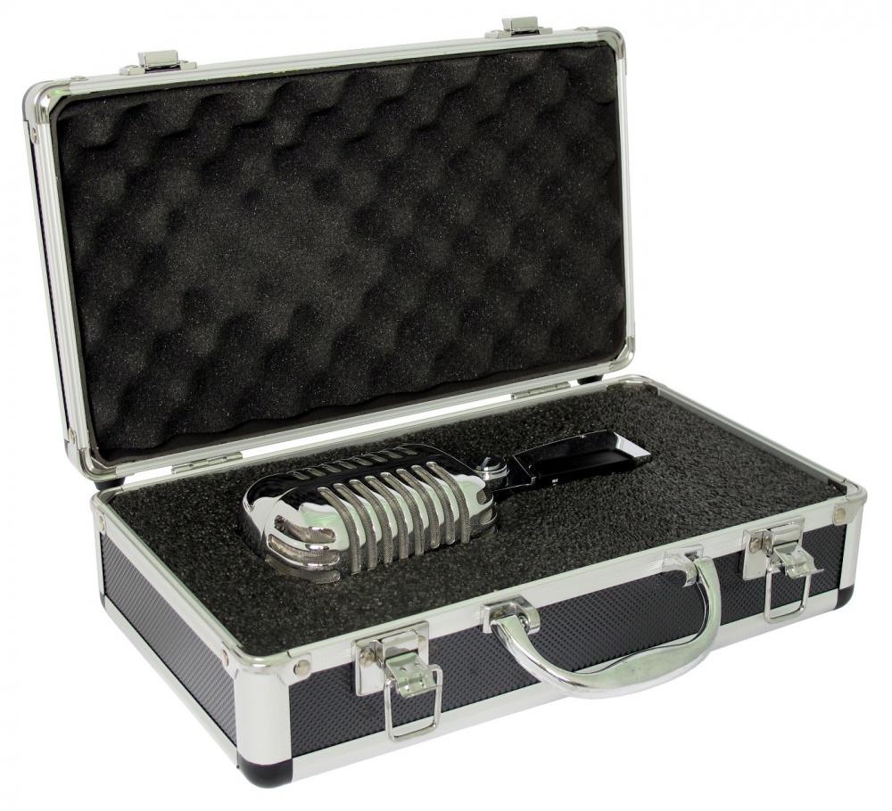 Микрофон PROAUDIO MD-50, серый металлик