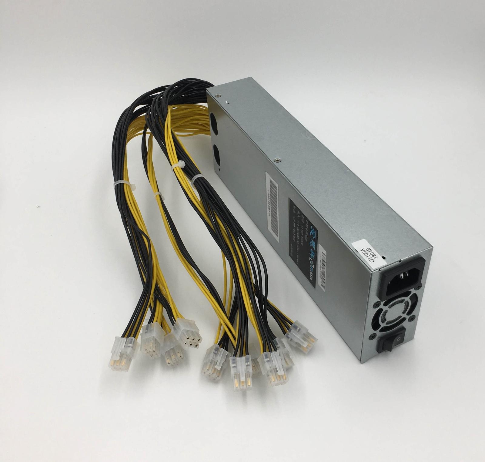 Блок питания компьютера G1100-1800W