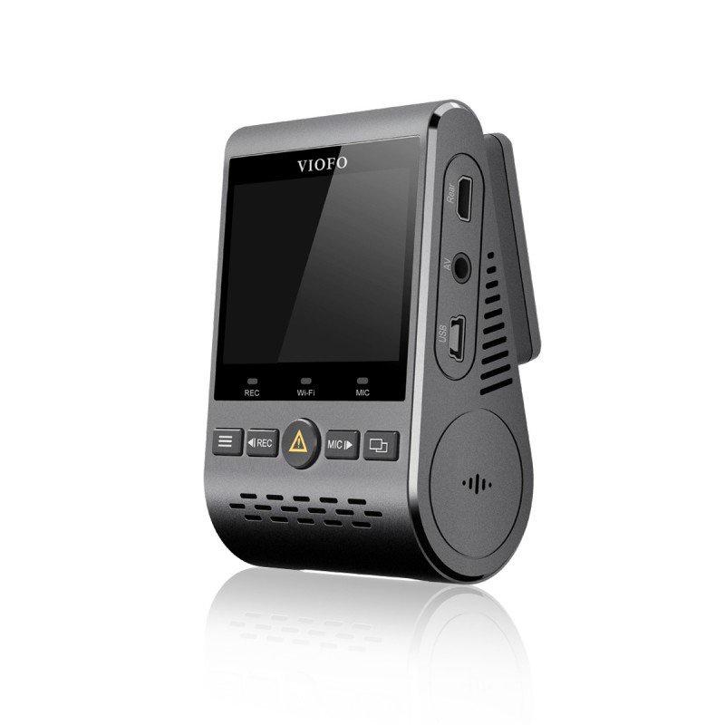 Фото - Видеорегистратор с двумя камерами VIOFO A129 Duo c GPS и WiFi видео