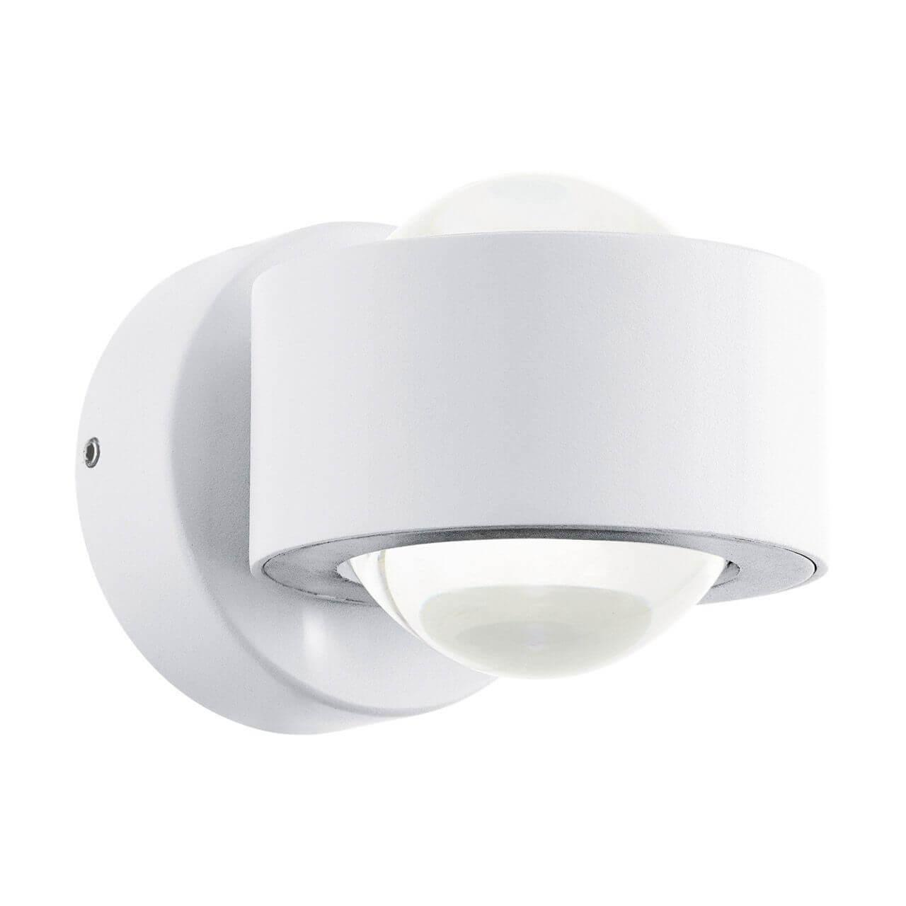 Настенный светильник Eglo 96048, белый eglo ono 1 93125