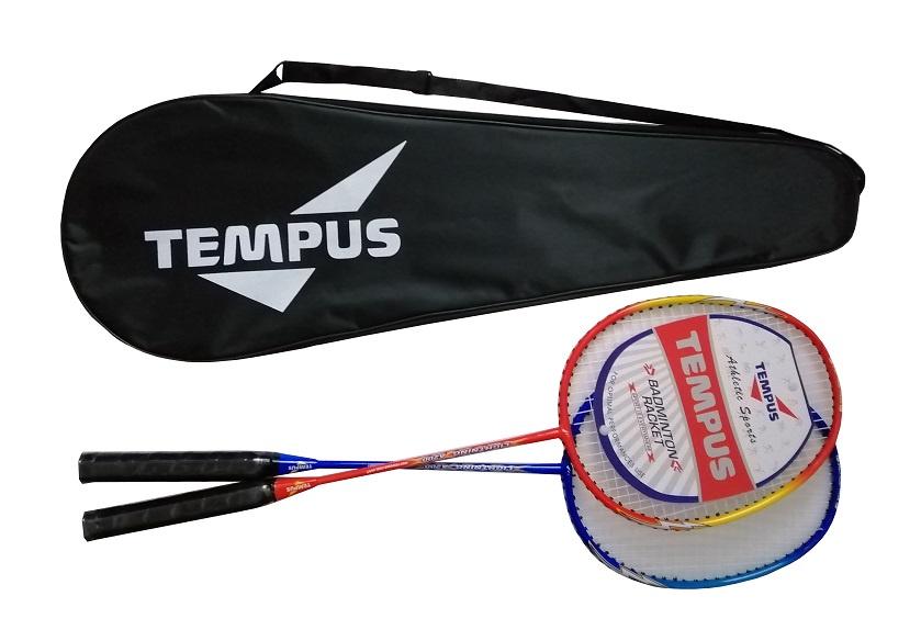 Набор для бадминтона Tempus A-200, синий