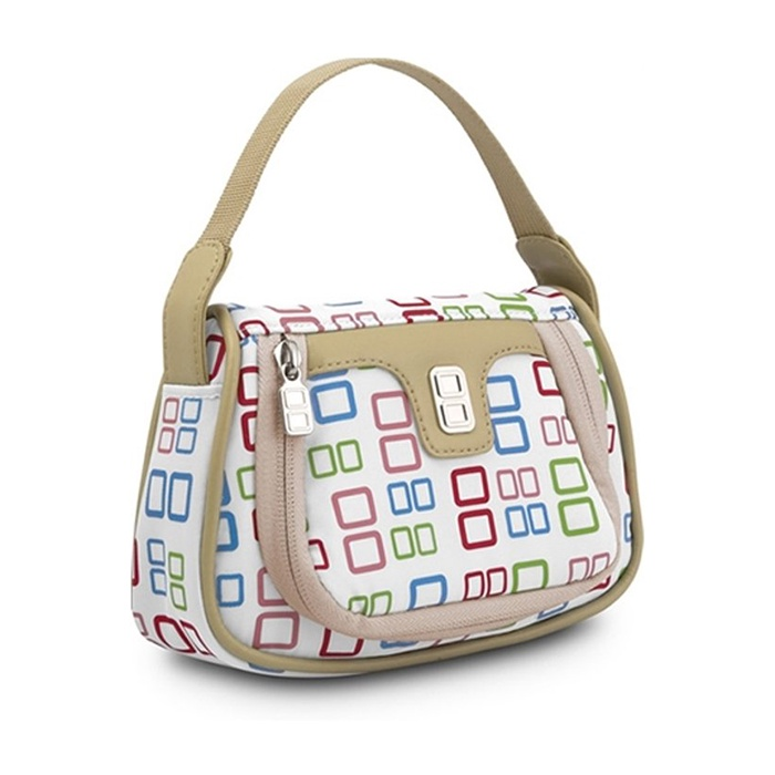 Сумки-чехлы-рюкзаки для игр Nintendo Game Traveller, белый Стильная сумка для игровых консолей Nintendo DS и Nintendo 3DS...