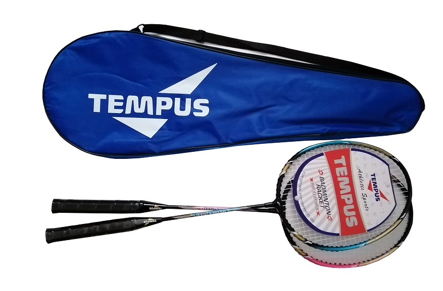 Набор для бадминтона Tempus A-800, голубой