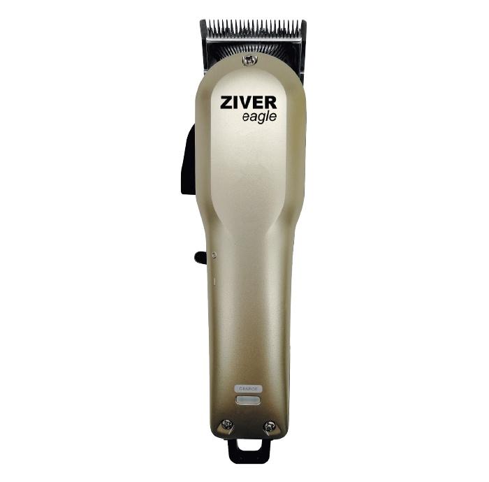 Машинка для стрижки Ziver ZIVER-216 Eagle, золотой машинка для стрижки животных ziver 210 аккумуляторно сетевая 10 вт