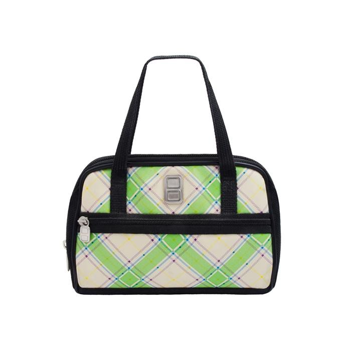 Сумки-чехлы-рюкзаки для игр Nintendo Carrying Case Purse, светло-бежевый, черный, зеленый