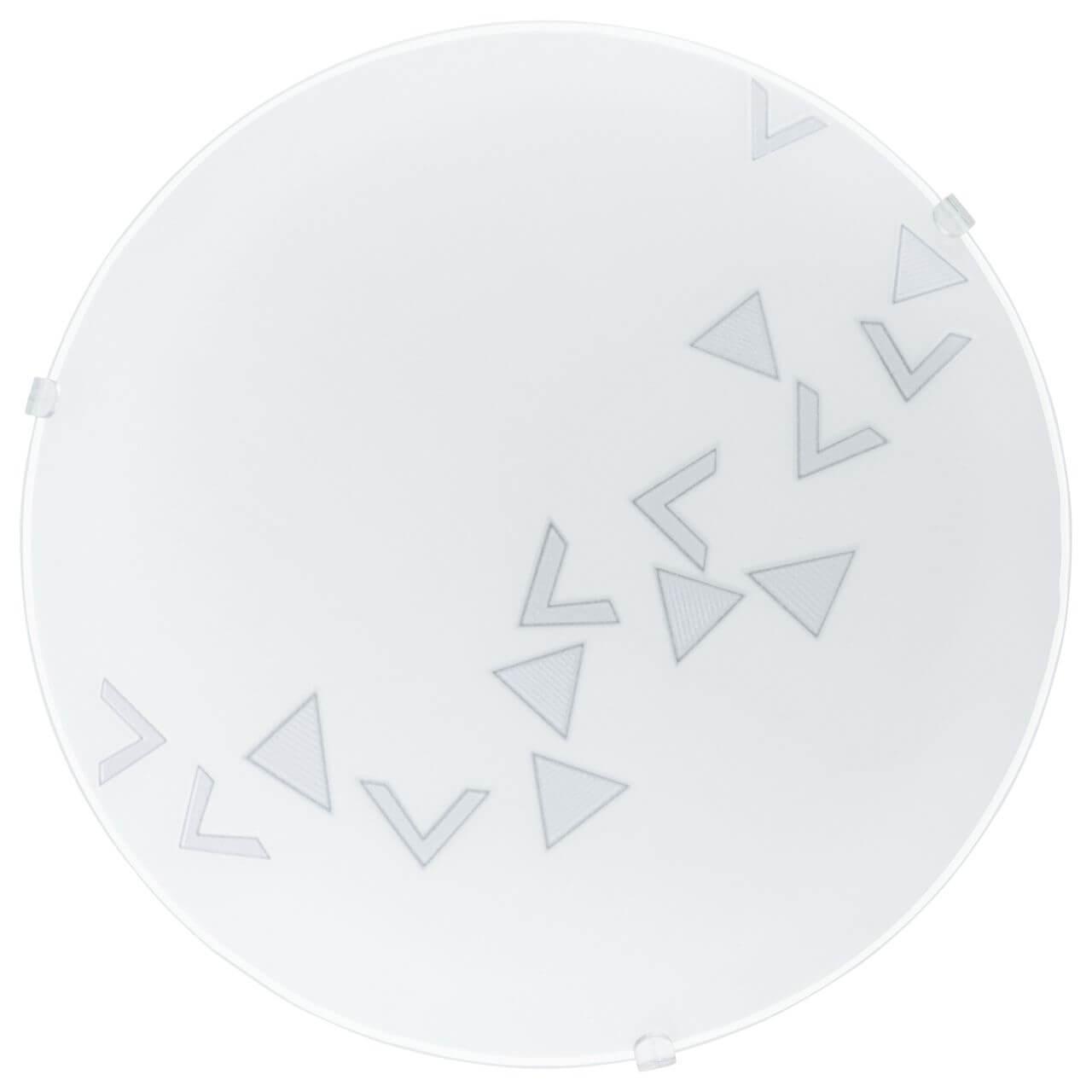 Настенно-потолочный светильник Eglo 80263, белый настенно потолочный светильник eglo 83155 белый