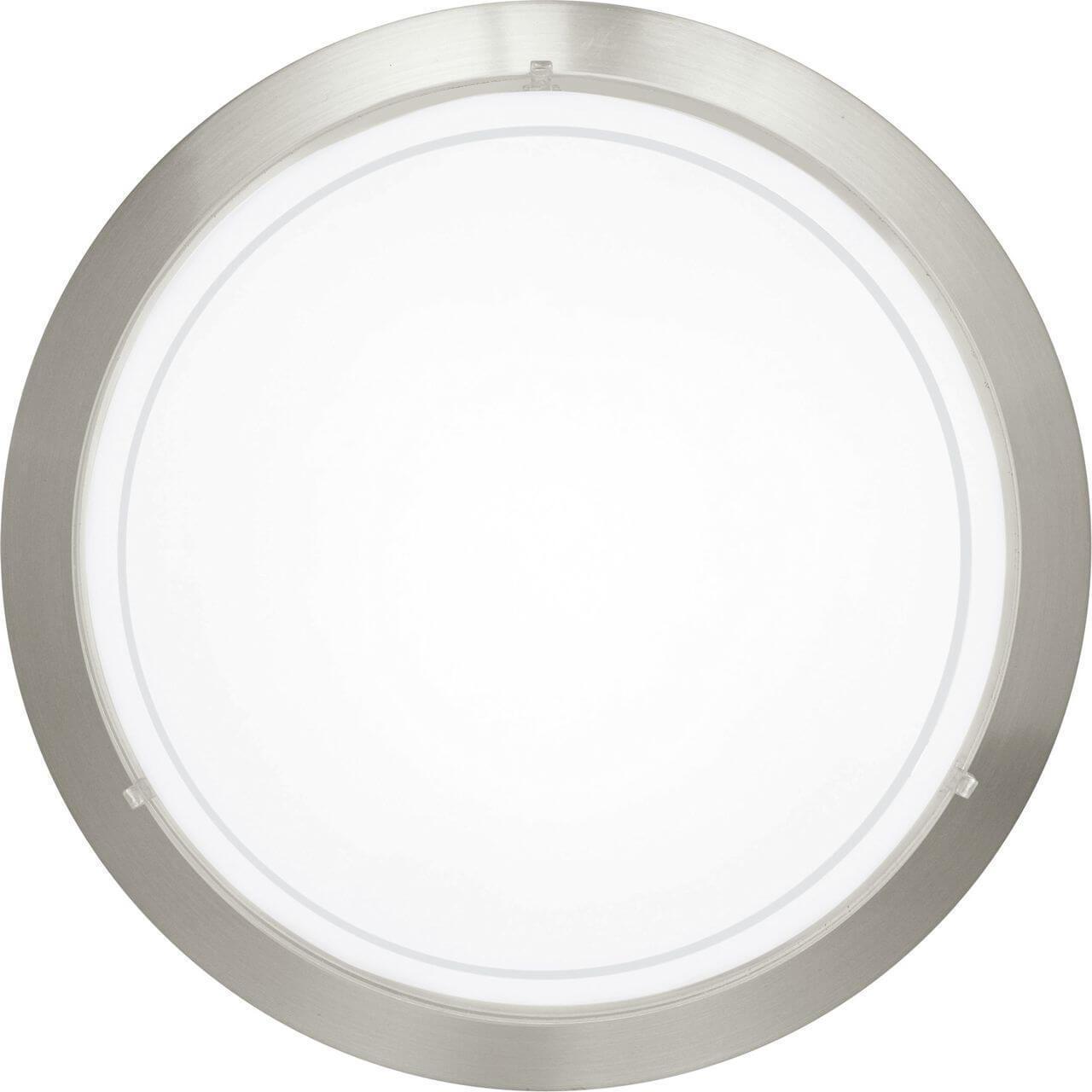 Настенно-потолочный светильник Eglo 83162, серебристый eglo 95175