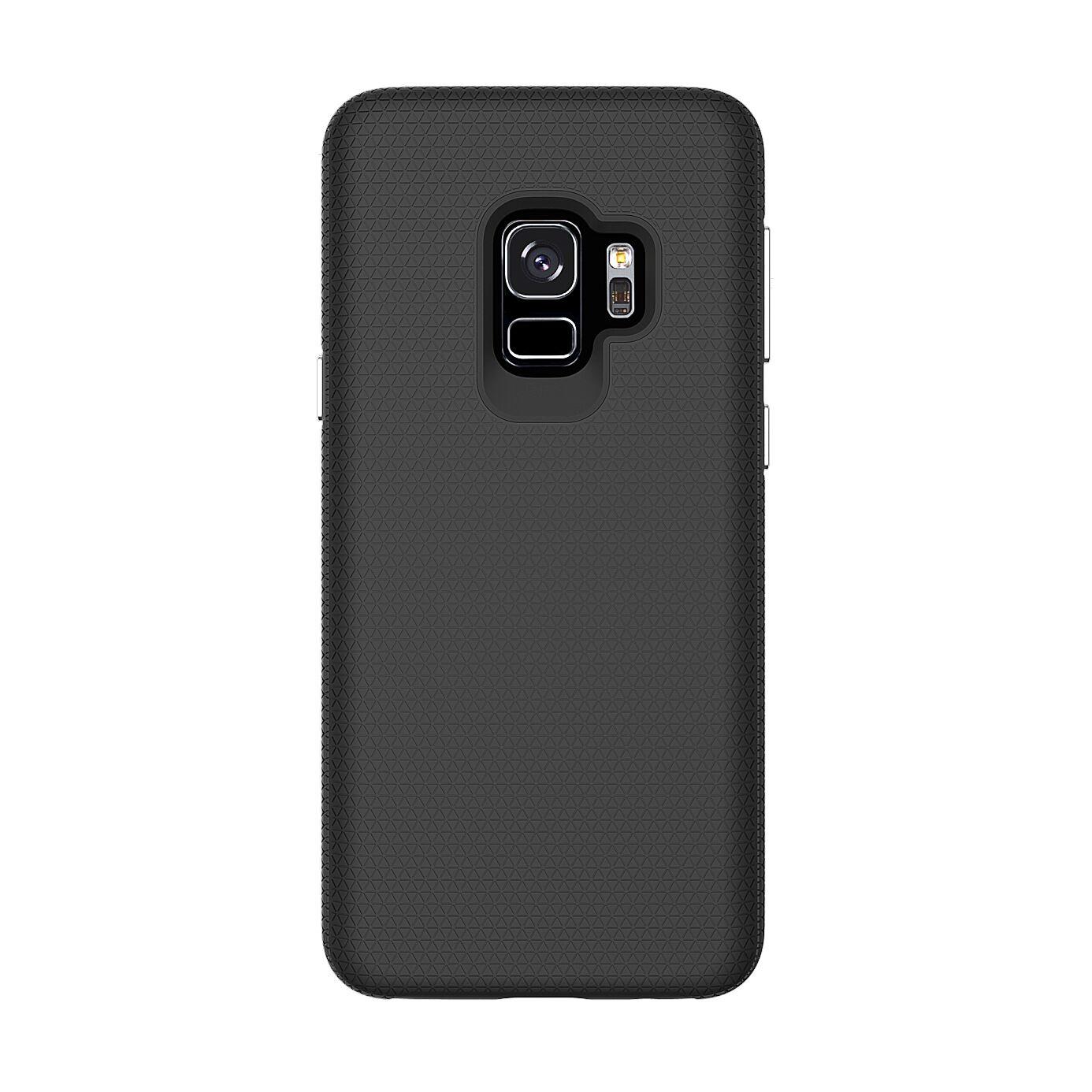 Чехол для сотового телефона TFN Защитный чехол для Samsung Galaxy S9 Черный, черный